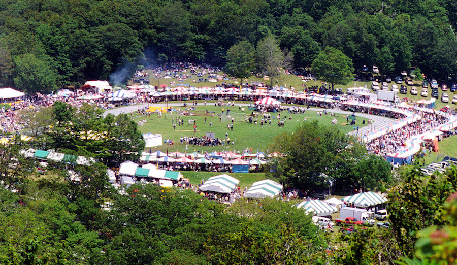 Grandfather Mtn Highland Games
