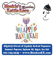 Happy Hanukkuh Label