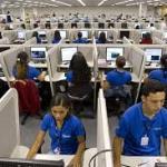 telemarketing center