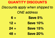 tuxedo large quantity discounts