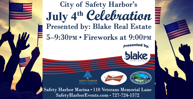 Safety Harbor 4th of July