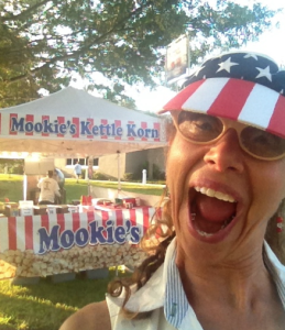 Mookie's Kettle Korn at Dunedin Art Harvest