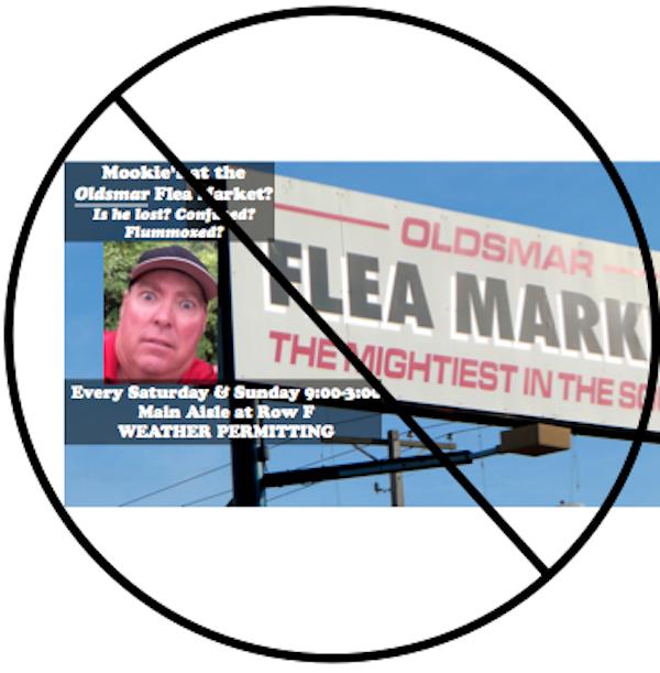 NO Oldsmar Flea Market