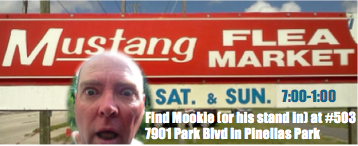 Mustang Flea Mkt Pinellas Park, Every Sat/Sun 7:00-1:00