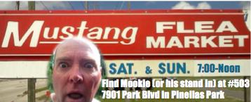 Mustang Flea Mkt Pinellas Park, Every Sat/Sun 7:00-Noon