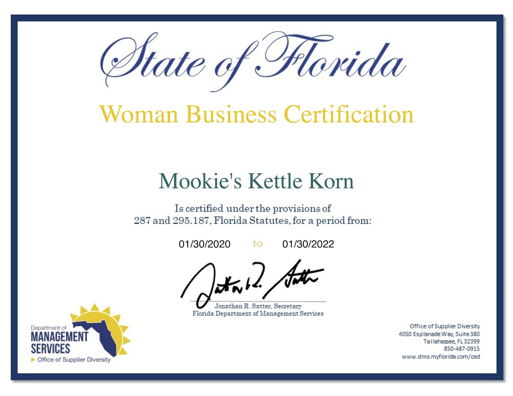 mbe certificate osd